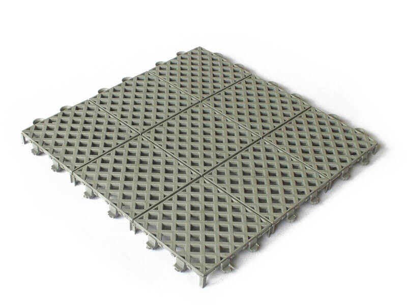 vouwtent - EXTRA modulaire vloerdelen 25X25