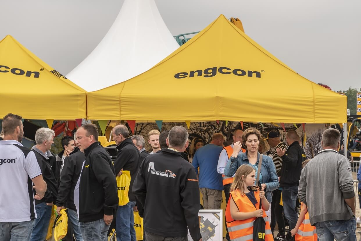 partytent engcon