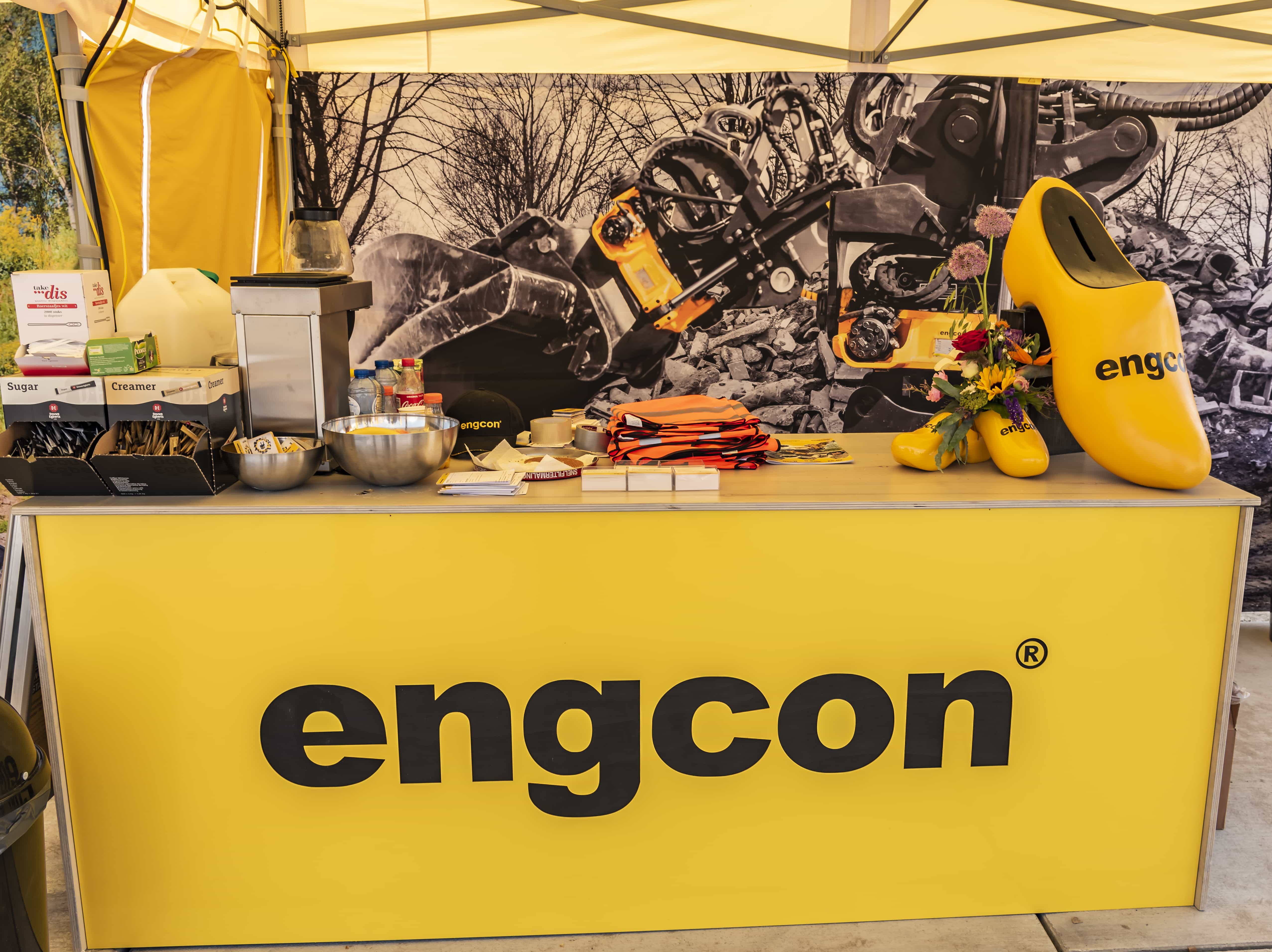 beurstenten engcon balie - virtus for events