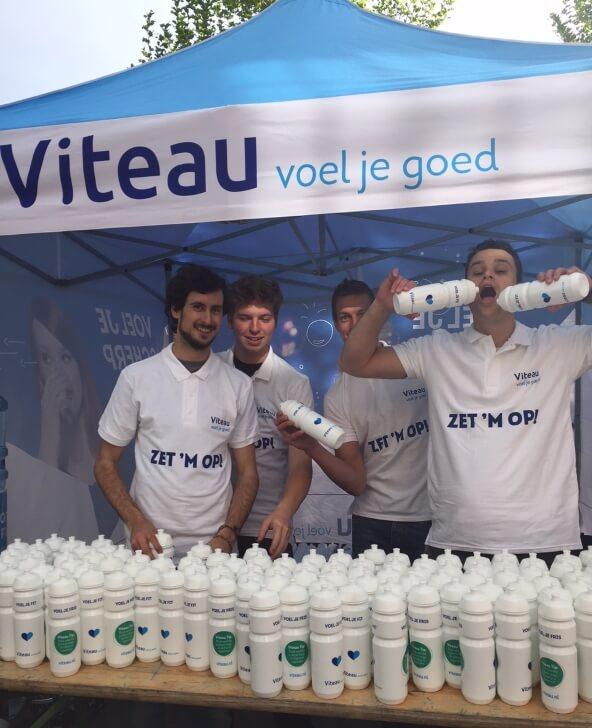 viteau - virtus for events - reclametent reclameboog reclamvlaggen banners