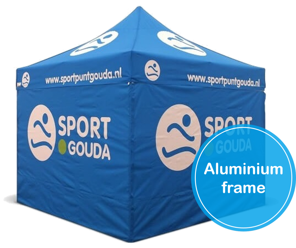 opvouwbare partytent virtus for events