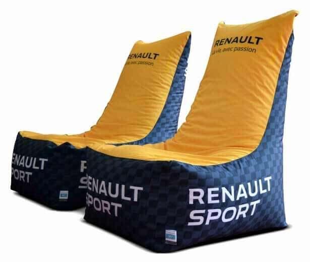 Zitzak Stoel - Klant Renault Sport