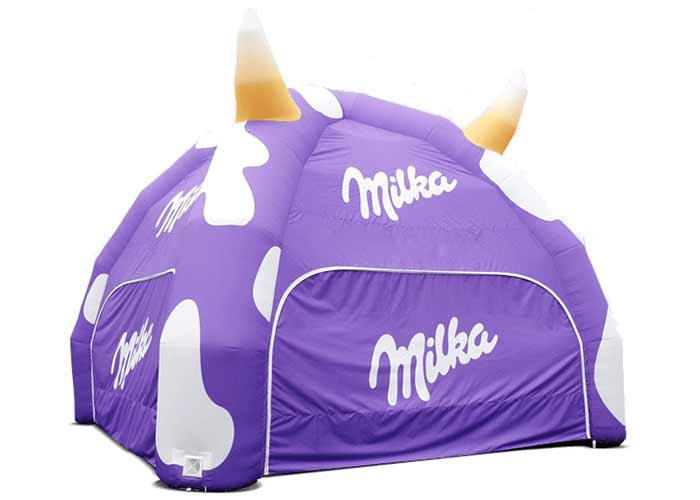 Opblaasbare Spidertent Virtus For Events - Milka