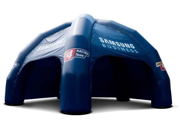 Opblaasbare Spidertent Virtus For Events - Samsung Business