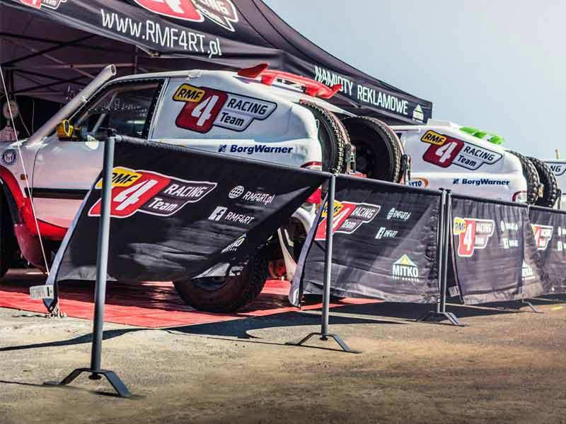 Dranghek Banner RMF4RT