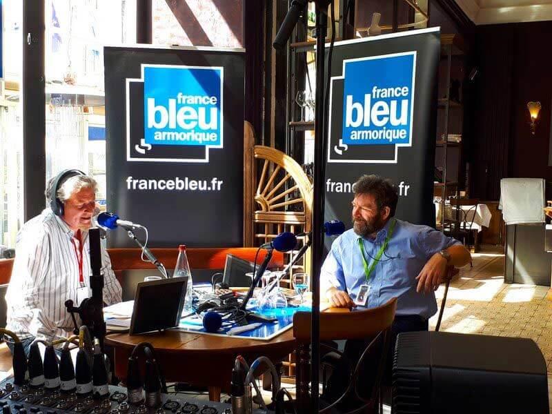 Rollup Banner France Bleu Armorique